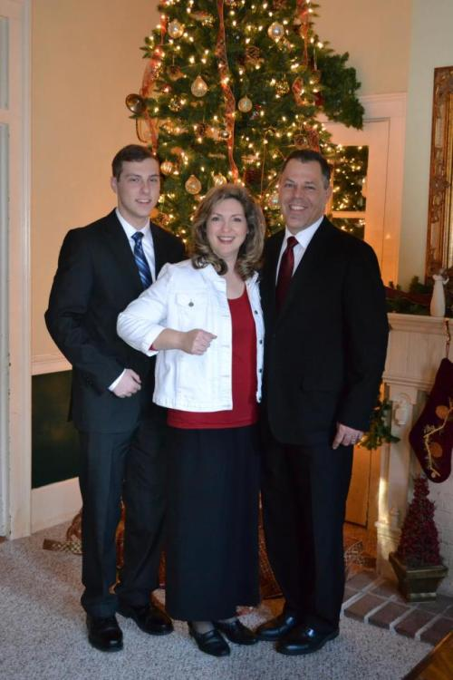 Happy Holidays, from the McCown Family.