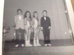 ecs talent show 1972-73