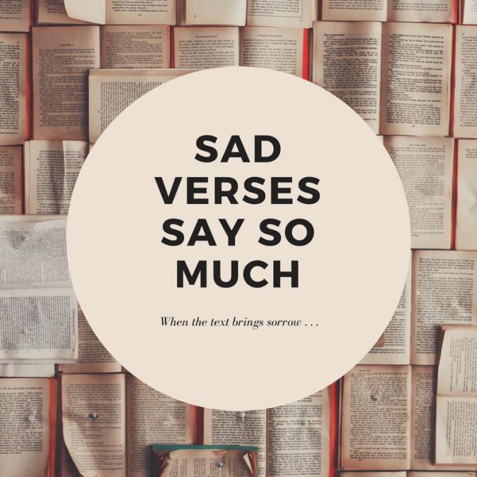 Sad Verses