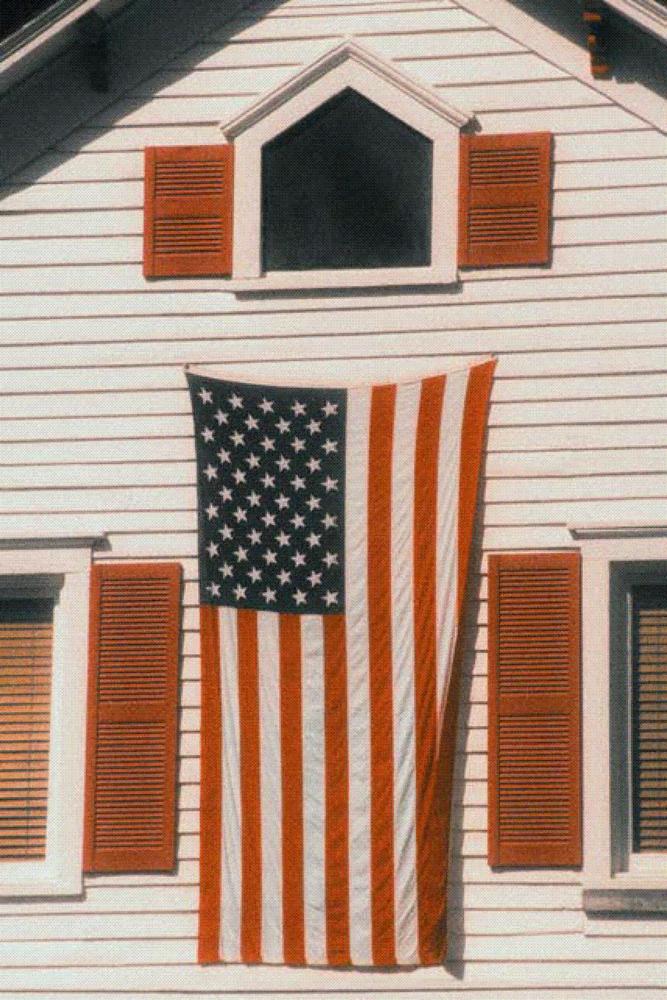 patriotic home
