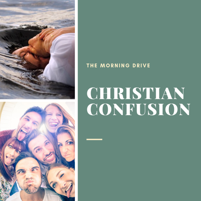 Christian confuslon
