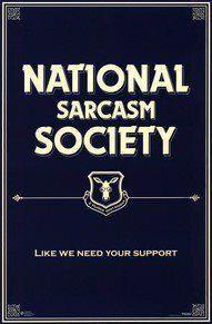 nat sarcasm